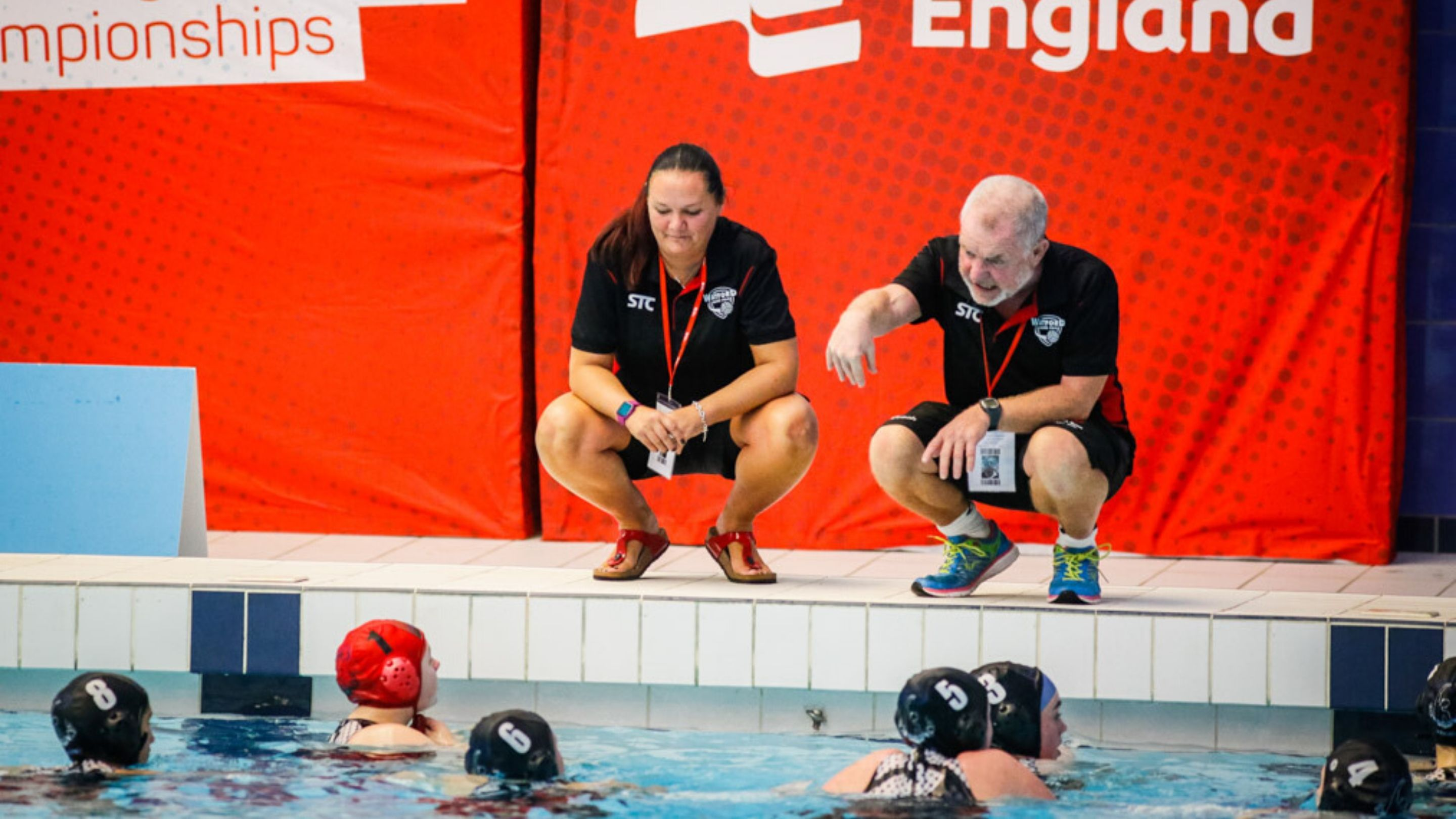 Swim England Assistant Water Polo Coach