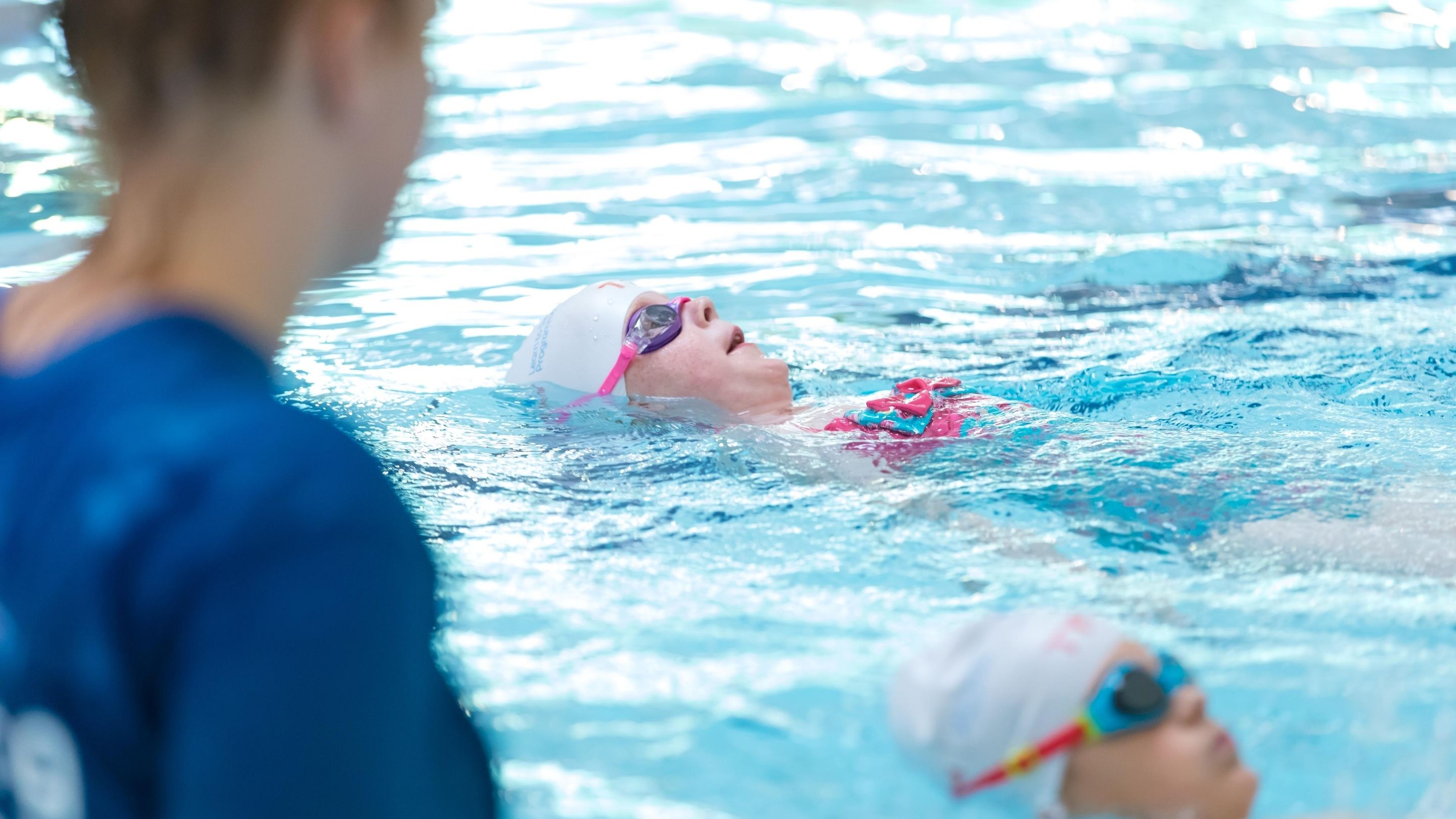 Introduction to Deaf Awareness and using British Sign Language in Aquatics