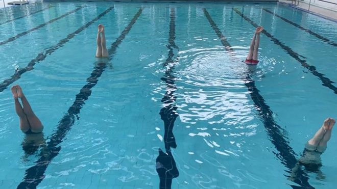 Cambridge Diving will have 'new love, new desire, new strength' when they return