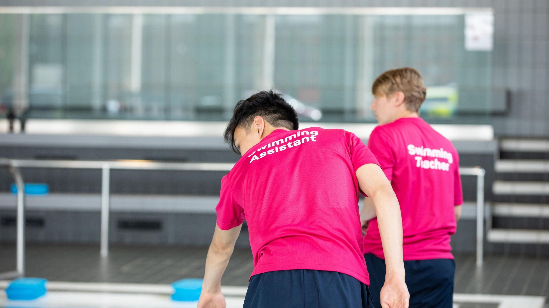 Northumberland Swimming Teacher Recruitment Academy
