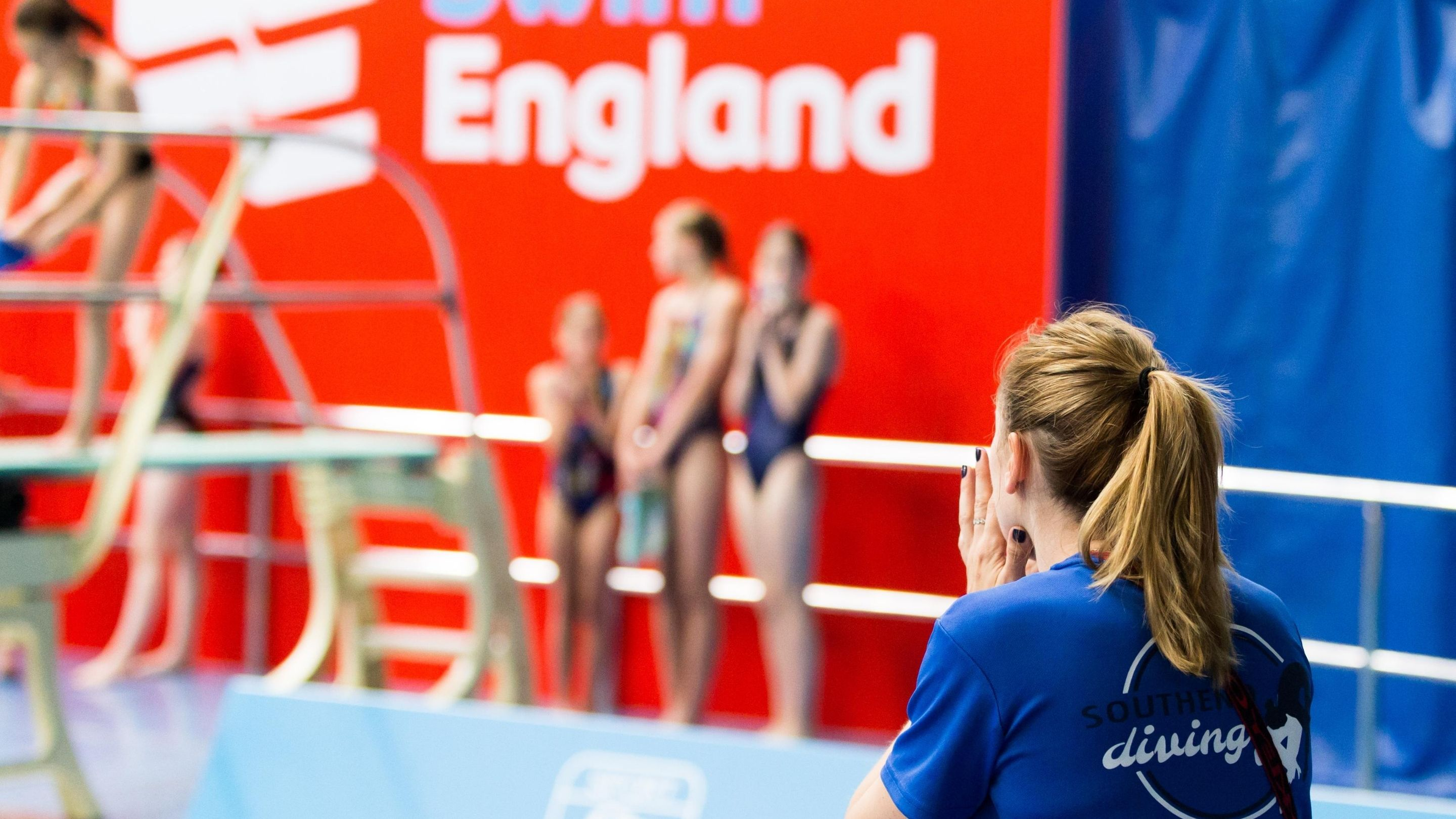 Swim England Diving Coach