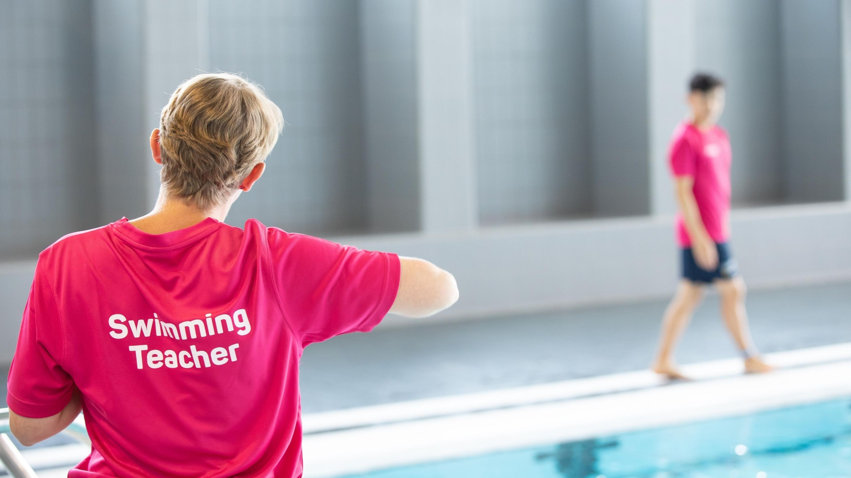 Institute of Swimming launch Teacher Recruitment Academy to solve teacher shortage