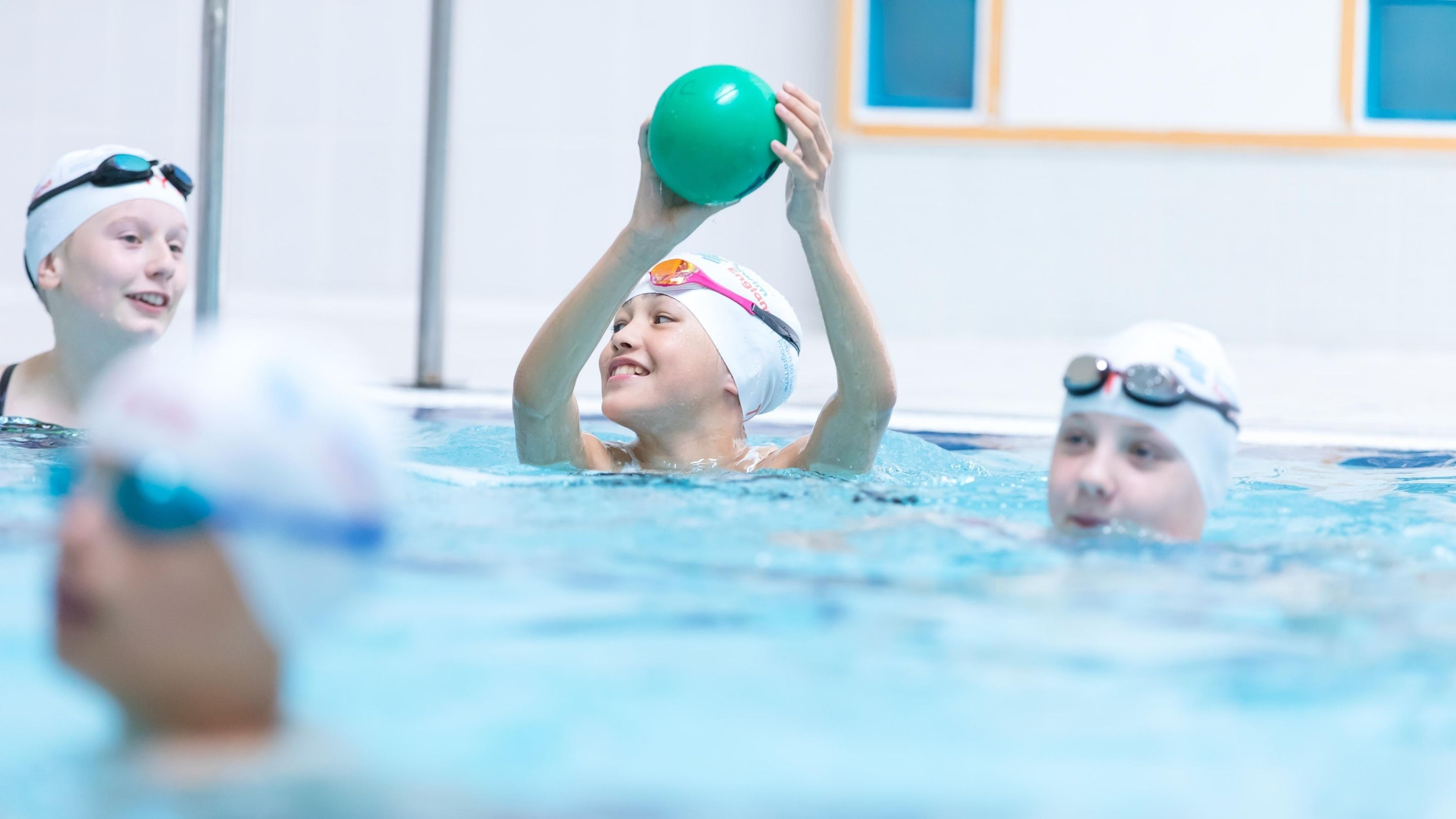 Swim England Aquatic Skills Framework Stages 8-10 Water Polo