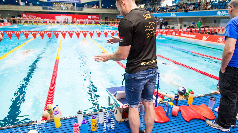 Swim England Assistant Swimming Coach