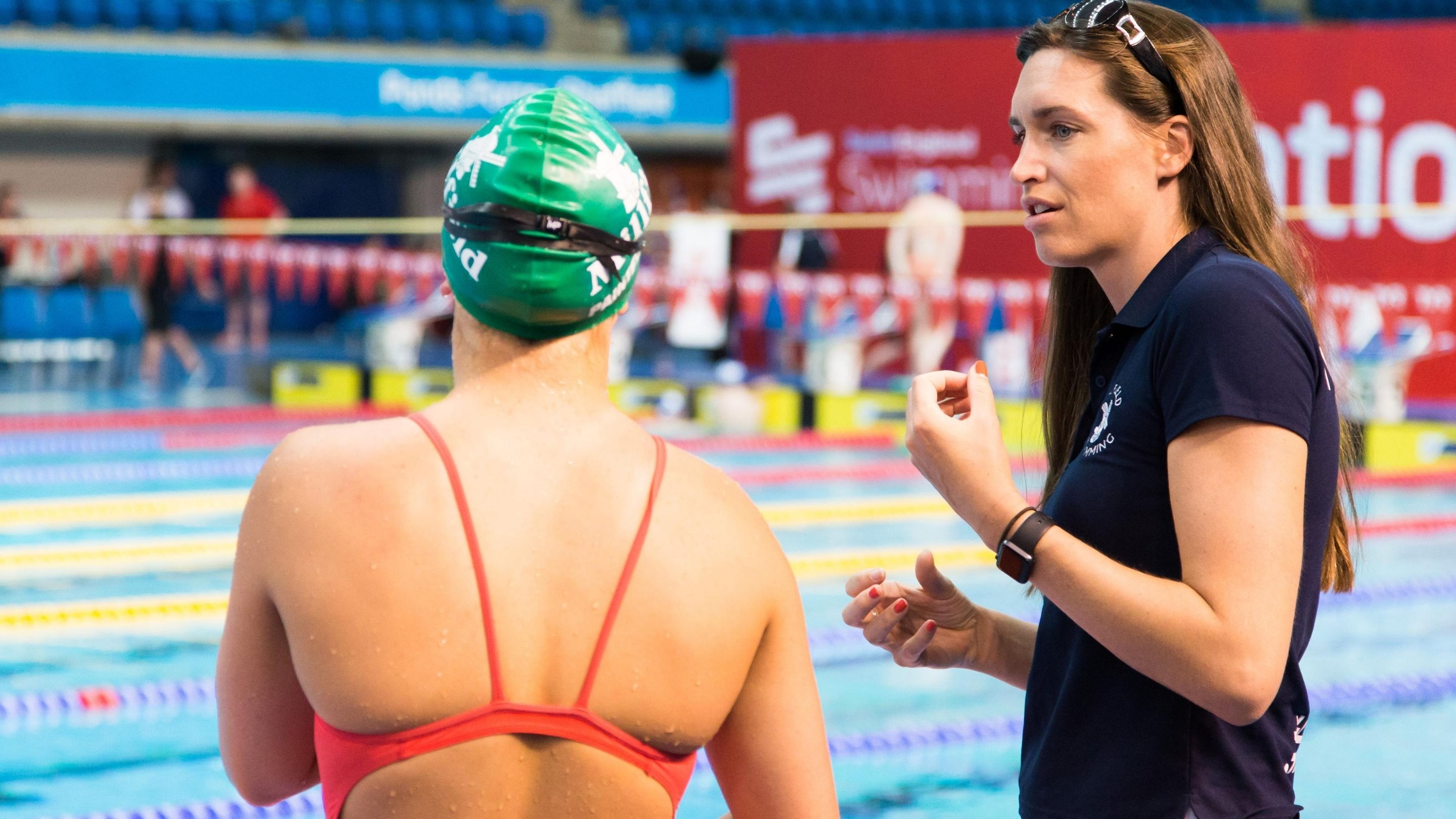 Swim England Coach - Blended Learning