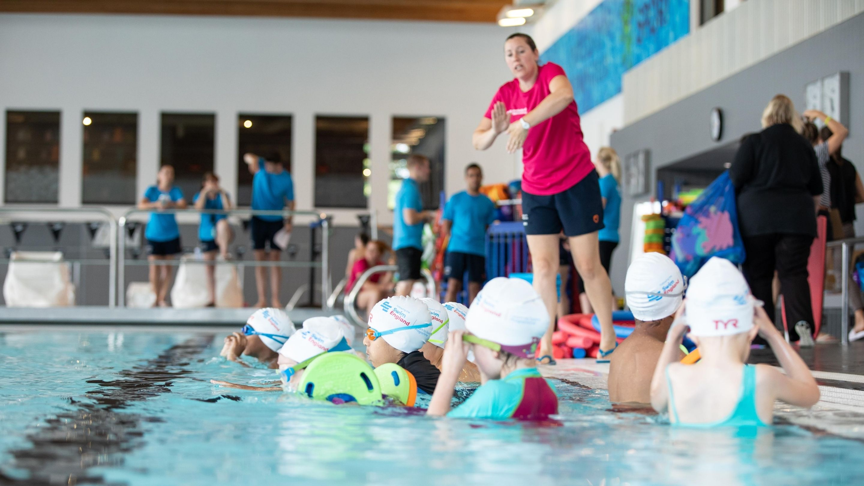 Doncaster Culture and Leisure Trust partners with Institute of Swimming to develop swimming provision