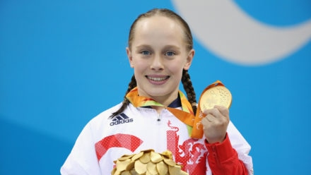 Paralympic champion Ellie Robinson aims to show how she has progressed in Tokyo