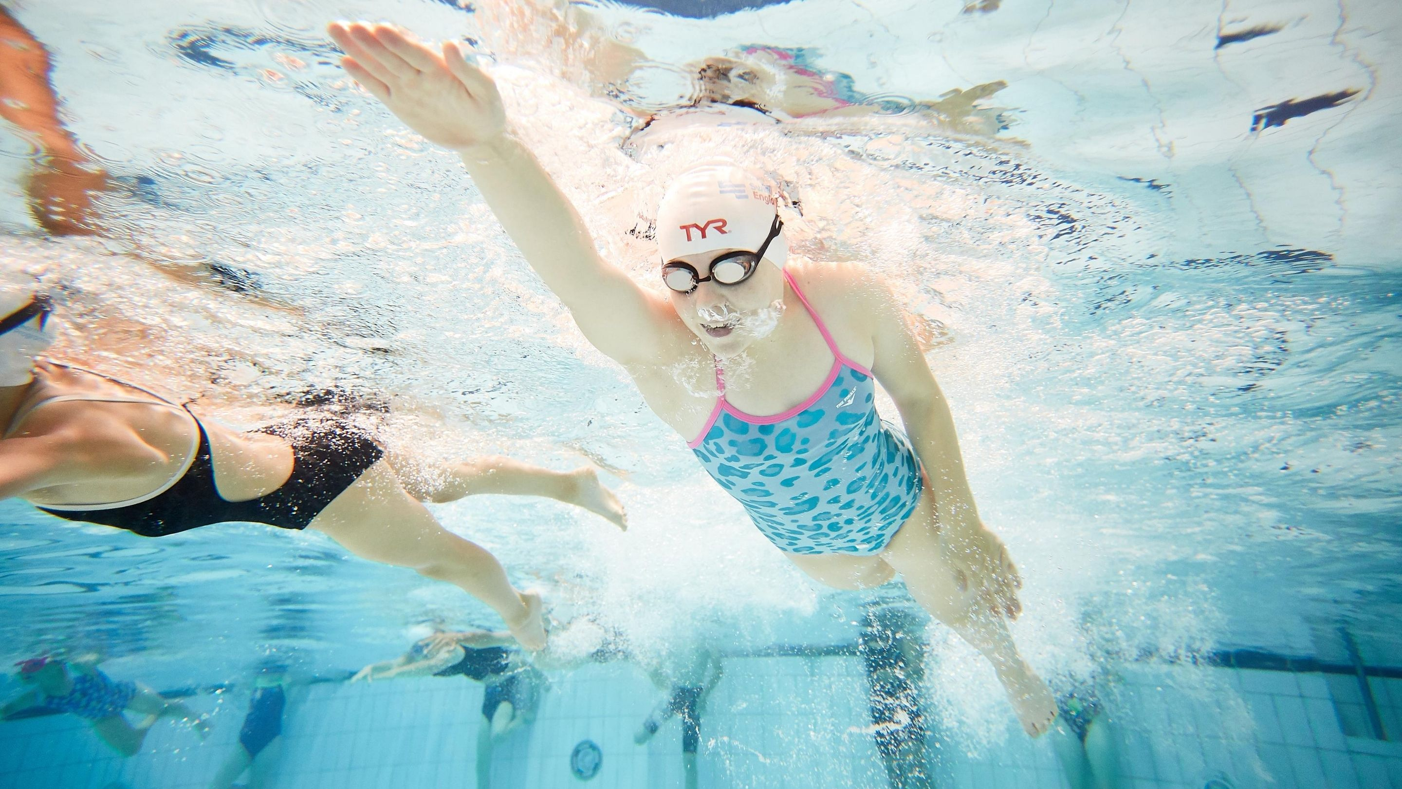 Swim England Learn to Aquatic Skills Framework Stages 8-10 Swimming