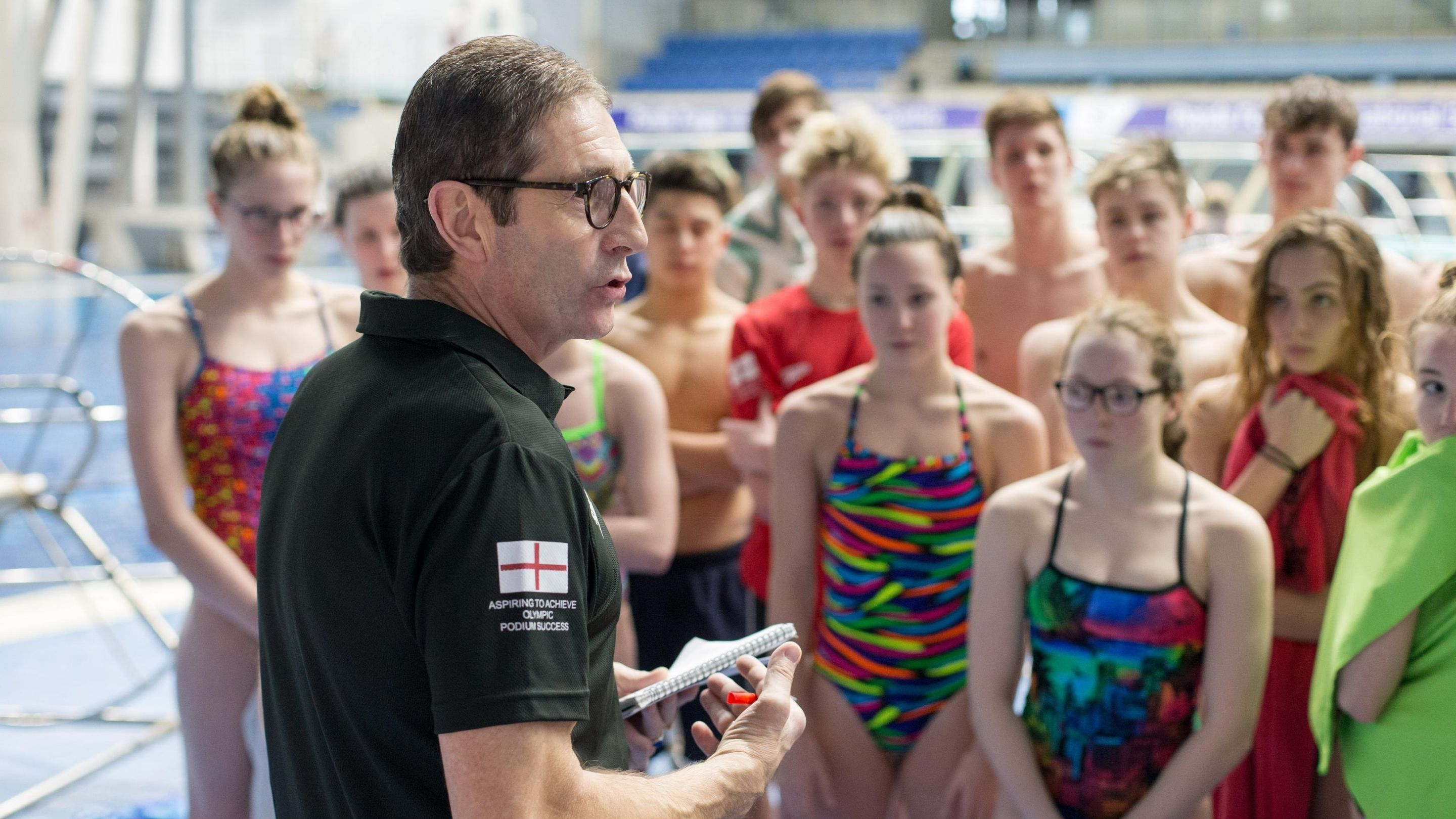 Swim England Senior Swimming Coach