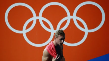 Jack Laugher has sights set on competing at Paris 2024 Olympic Games