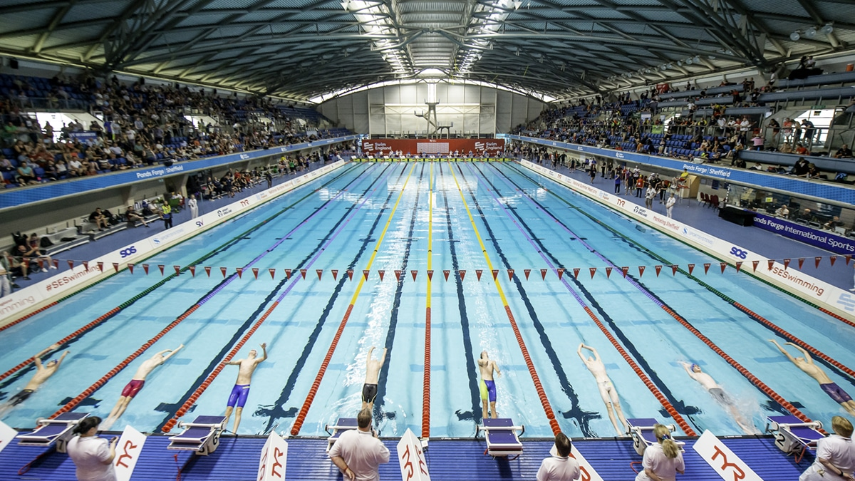 Ponds Forge International Sports Centre