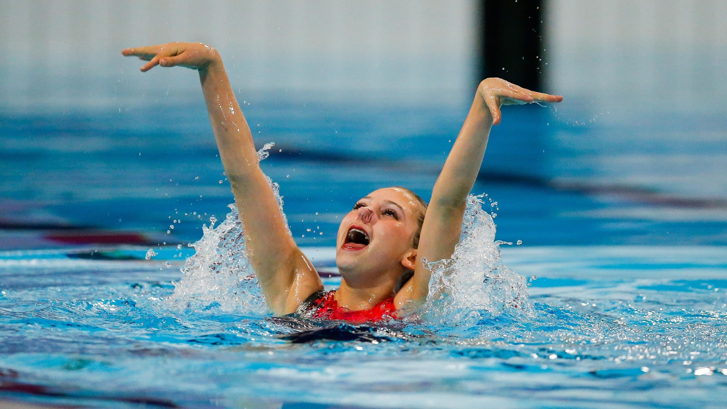 Swim England Aquatic Skills Framework Stages 8-10 Synchro