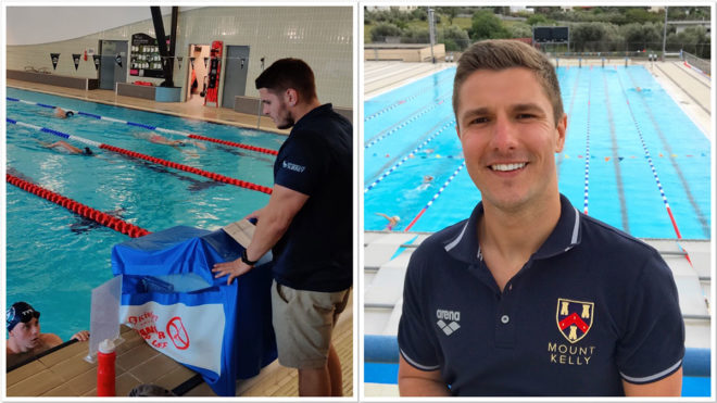 Swimming coaches hail course as 'fantastic opportunity' that will benefit athletes