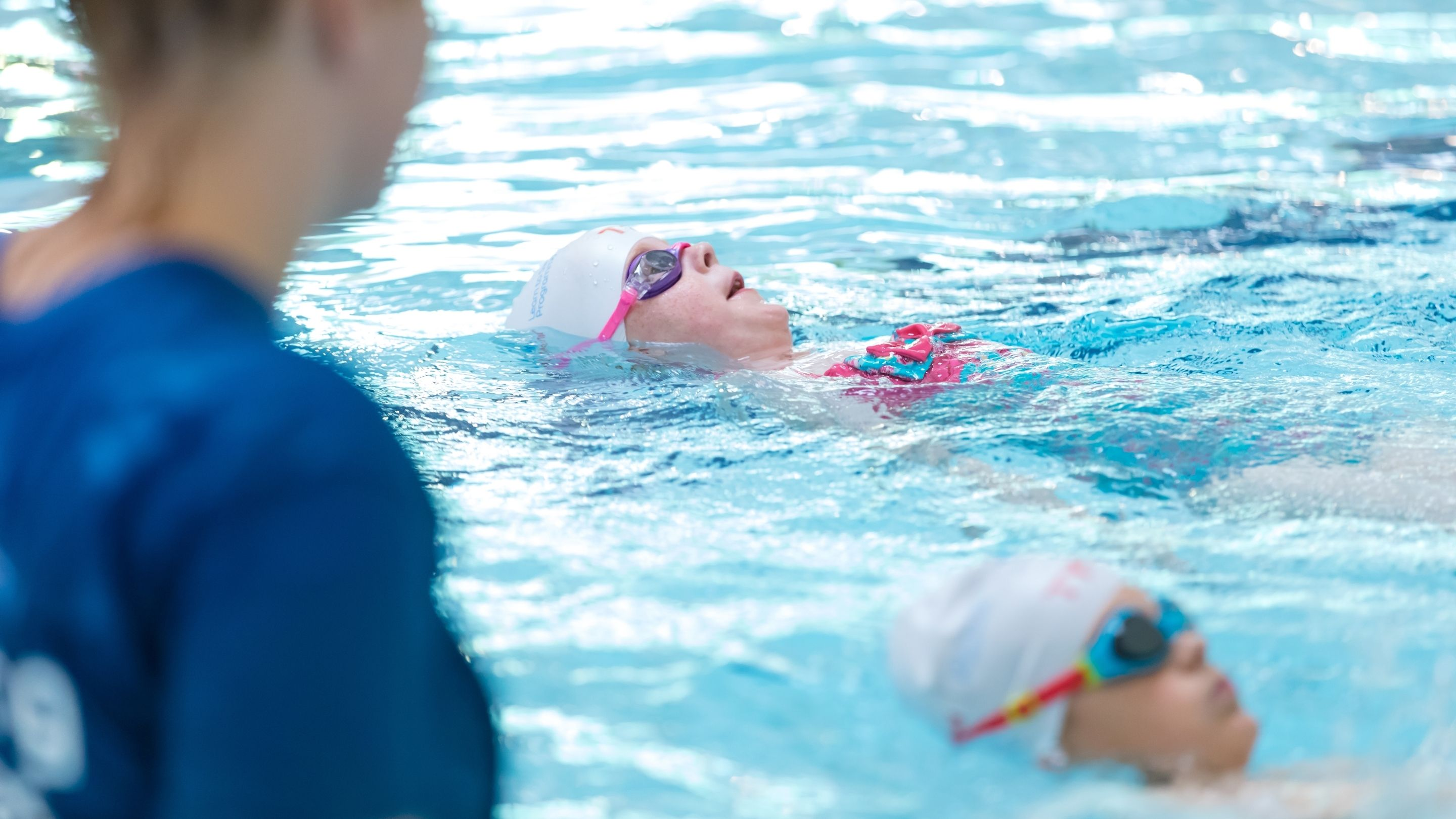 Trainee swimming teachers given free access to the Swim England Expected Standards Videos