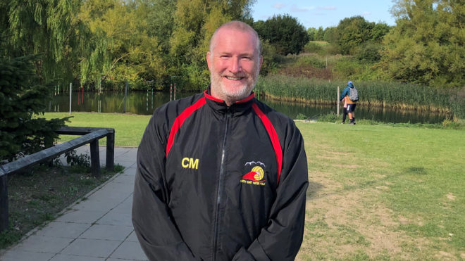 Performance Foundation course was an 'enlightening experience' for coach Chris