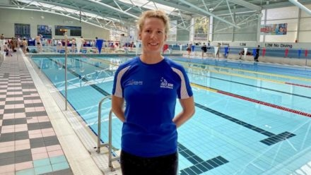 Mandy's 'enjoyable' coaching journey ... and her message for aspiring female coaches