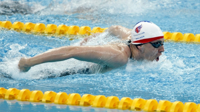 Paralympic gold medallist Matt on the coaching message that resonates the most