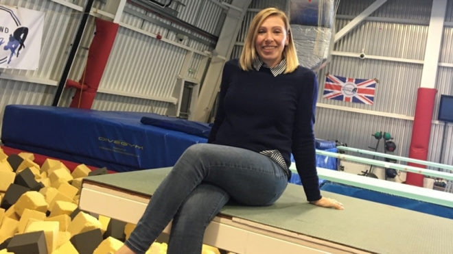 Motivated Shân believes coaching course will have lasting impact on her career