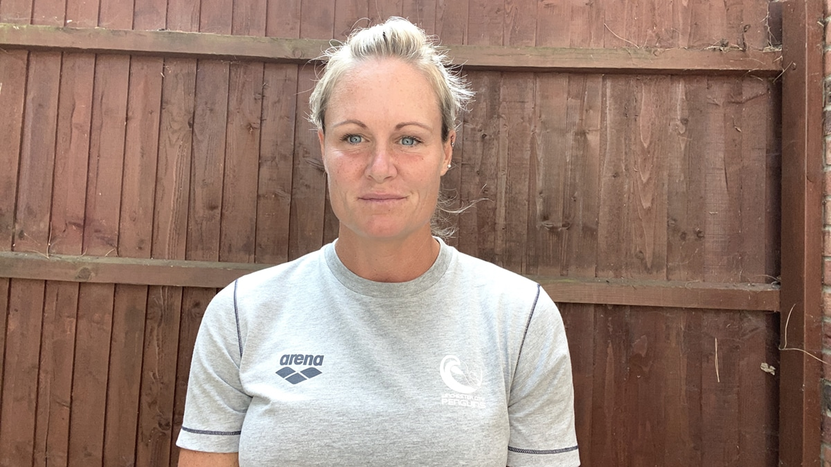 Zoe Baker is now head performance coach at Winchester City Penguins