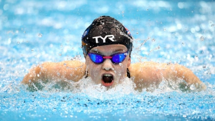 Maisie hopes to inspire a generation at Birmingham 2022 Commonwealth Games