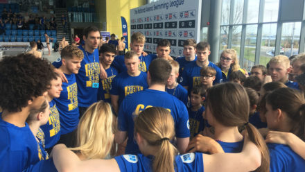 City of Peterborough swimmers developed new 'life skills' during national lockdowns