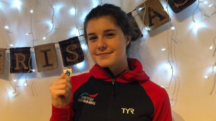 Andrea Spendolini-Sirieix on young SPOTY, Olympic dreams ... and a Blue Peter badge!