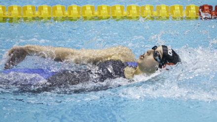 Lockdown helped to increase Olympic hopeful Chloe Golding's confidence