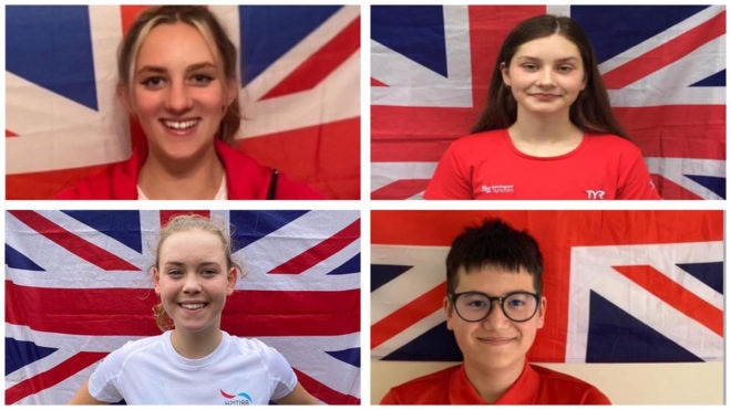 Robyn leads way as GB athletes shine in FINA Artistic Swimming Virtual Challenge