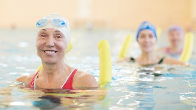 Swim England teams up with British Society of Lifestyle Medicine
