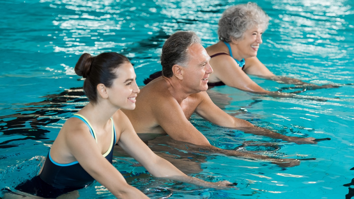 'Being in the water is a lifeline for people with mobility issues to get active'