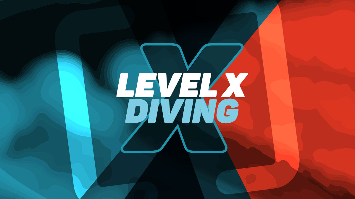 Level X Diving Results