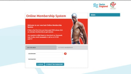 Swim England members urged to ensure contact details are correct