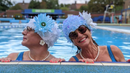 Lido Ladies' long-awaited return to outdoor swimming will be 'like going home'