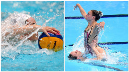 UK Sport funding confirmed for artistic swimming and water polo
