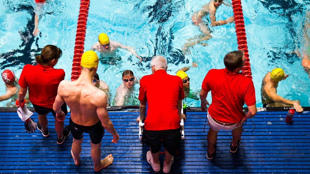 Head Coach Position at Calverton & Bingham Swimming Club