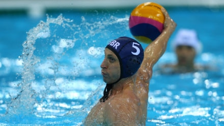 Olympian Craig Figes appointed to Swim England Water Polo Leadership Group