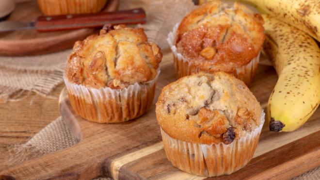 Recipe: Banana muffins