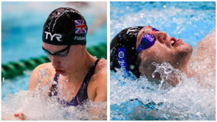 Fiddes and Dunn break records at British Para-Swimming International Meet