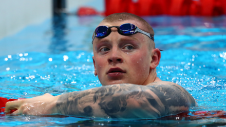 Adam Peaty sets fastest time of year at British Swimming Selection Trials