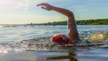 Swim England issues safety advice for open water swimming in hot weather