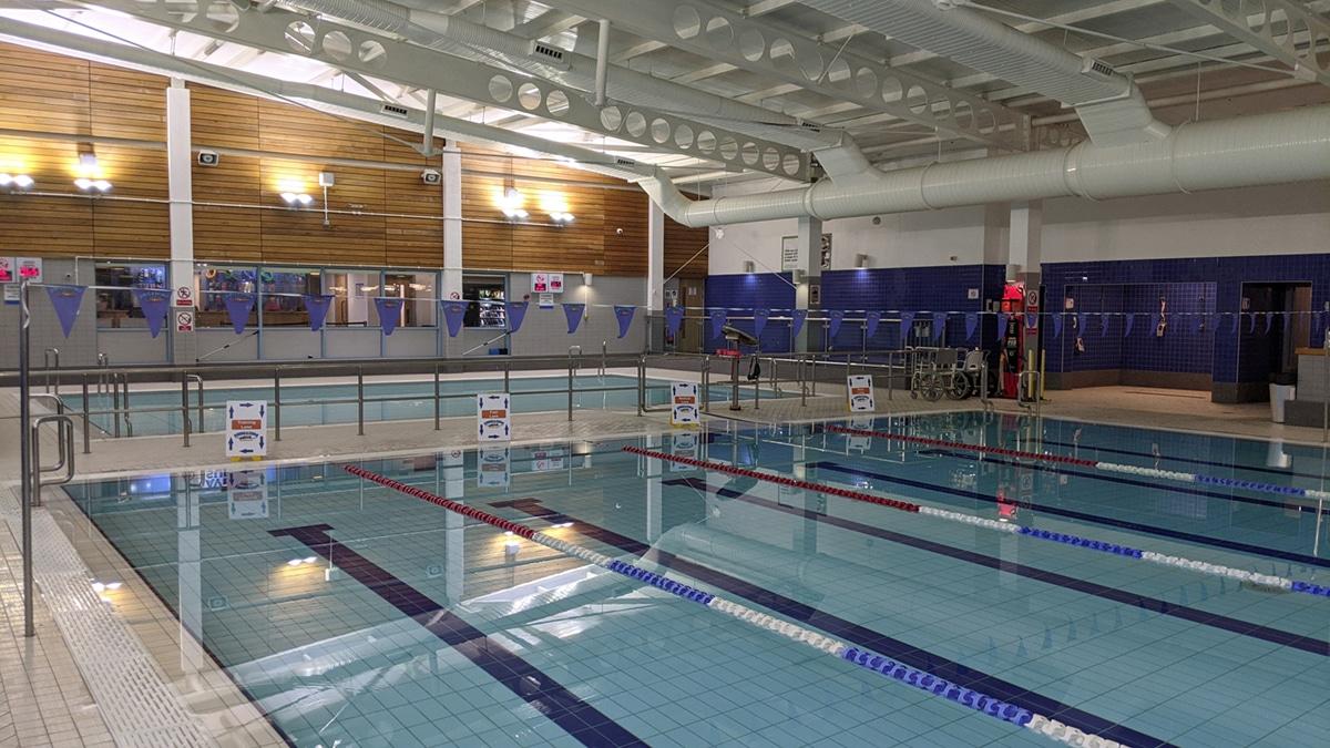 Craven Leisure's Skipton pool