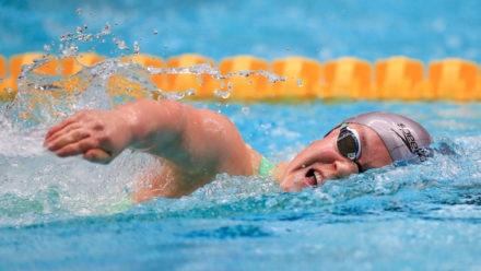 Ellie Simmonds leads a British clean sweep at Para-Swimming International Meet