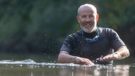 Sign Swim England pledge and join fight for cleaner open water
