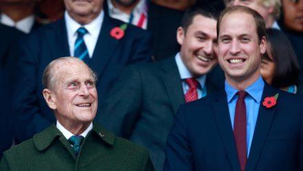Prince Philip: Swim England expresses its deepest condolences to Royal Family