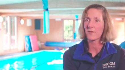 Reopening plans and adapting to Covid-19 restrictions: Broom Swim School's story