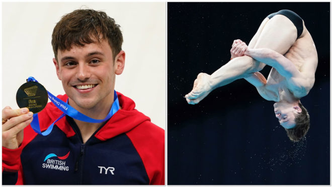 Daley wins individual gold on day four of FINA Diving World Cup