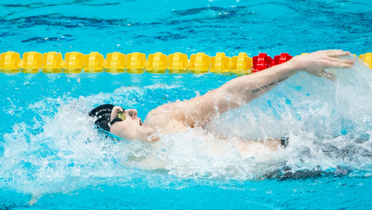 Diploma in Sporting Excellence (DiSE) - Swimming