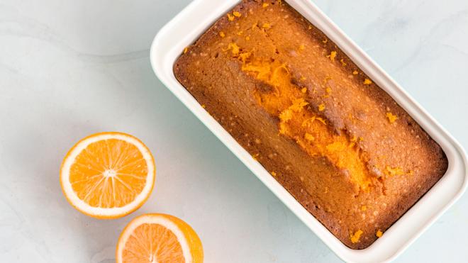 Recipe: Easy Orange Loaf