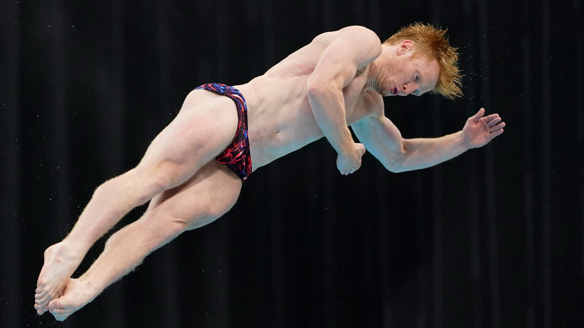 Heatly takes silver on final day of FINA Diving World Cup