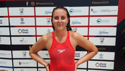 Applegate wins third gold while Millward makes first podium appearance
